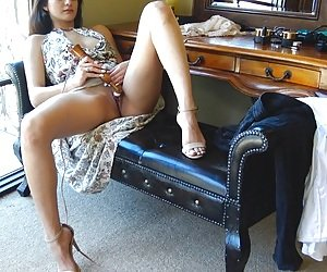 High Heels And Pussy Tube